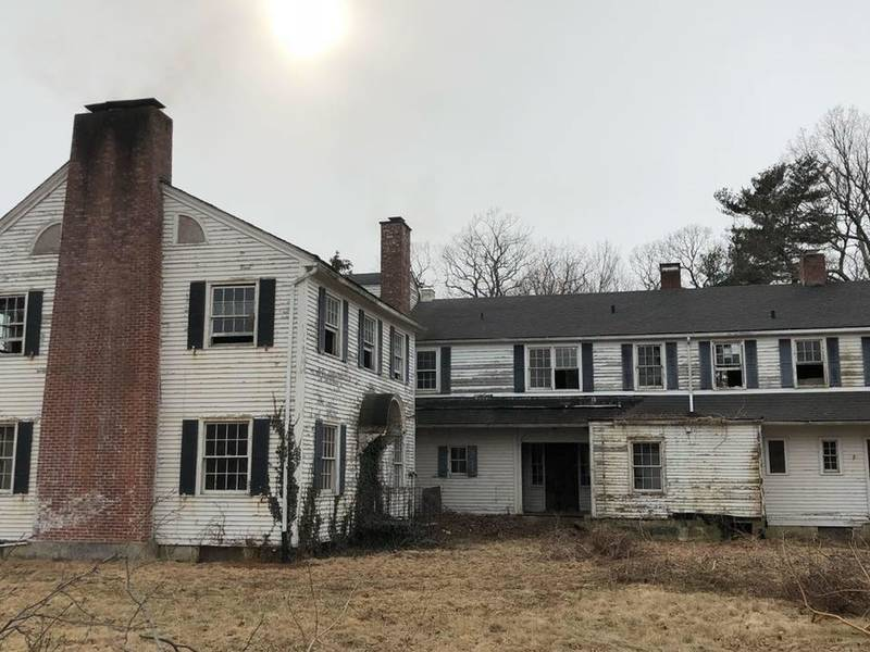 Man To Restore 173 Year Old Ebo Hill Mansion