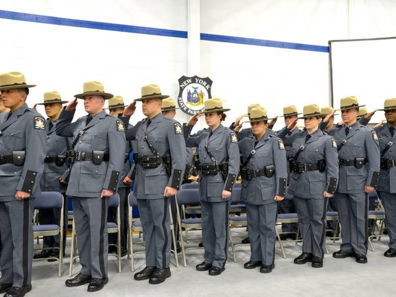 New york state trooper exam guide: angelo tropea: 9781545548776.