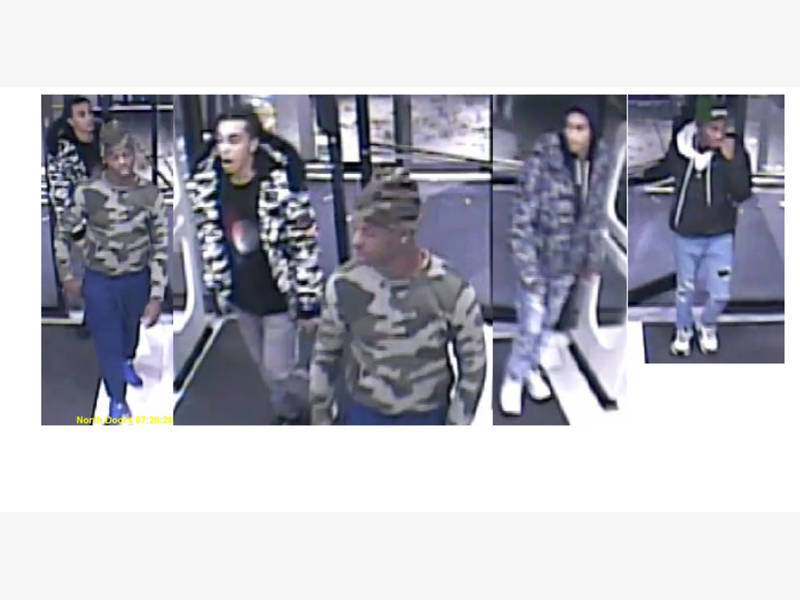 4 Men Wanted For Stealing $7.8K Worth Of Clothes From Macy's: PD