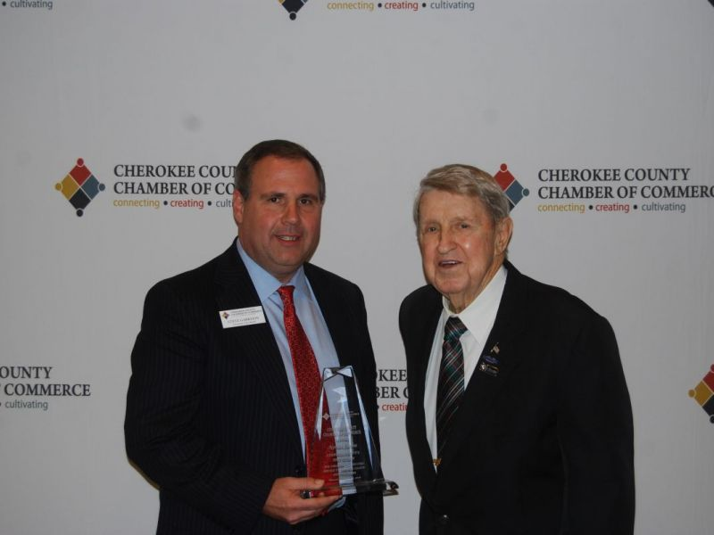 Chamber Seeks First Citizen Award Nominees | Canton, GA Patch