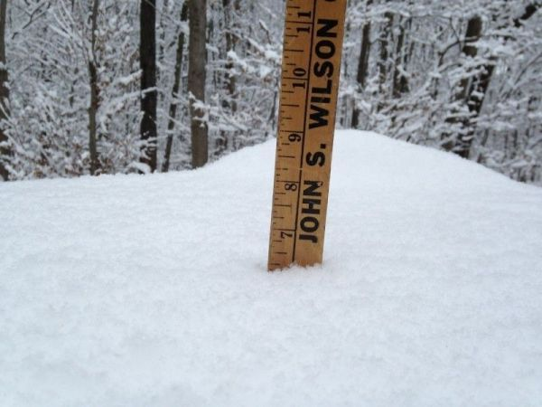 NWS: Several inches of snow 'likely' this weekend