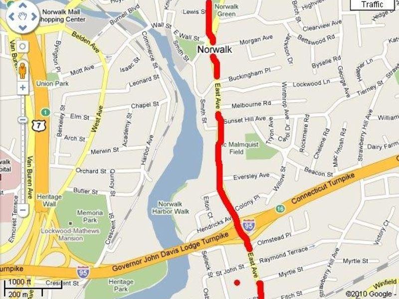 Norwalk Memorial Day Parade Road Closures | Trumbull, CT Patch
