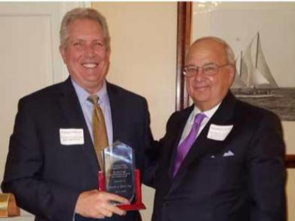 Richard Silver Receives Ethics & Professionalism Award