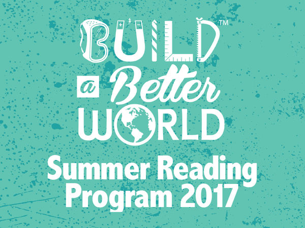 Image result for summer reading build a better world