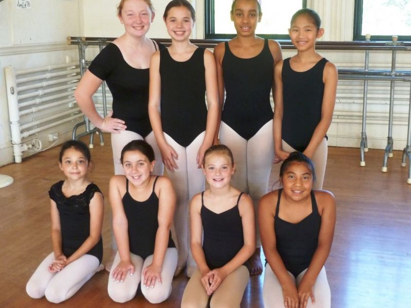 ballet hispanico summer intensive