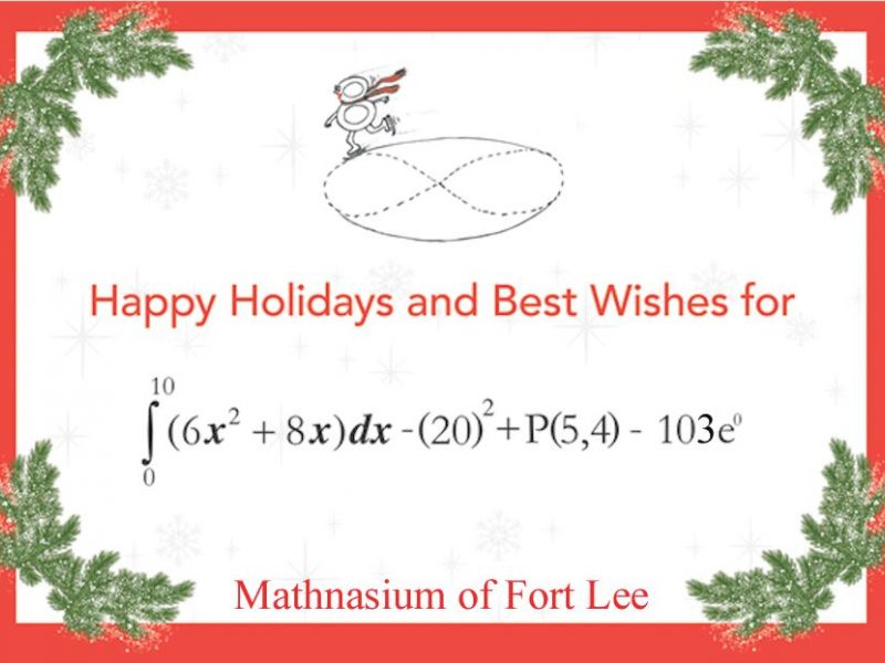 Mathnasium Wishes Everyone a Happy New Year 2017! | Fort Lee, NJ Patch