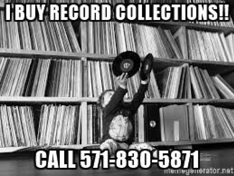 Boops Records Buys Record Collections West End