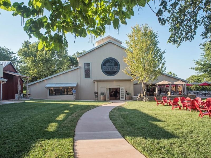 Cedar Lake Cellars Opens New Barrel Room & Cedar Lake Cellars Opens New Barrel Room | St. Charles MO Patch