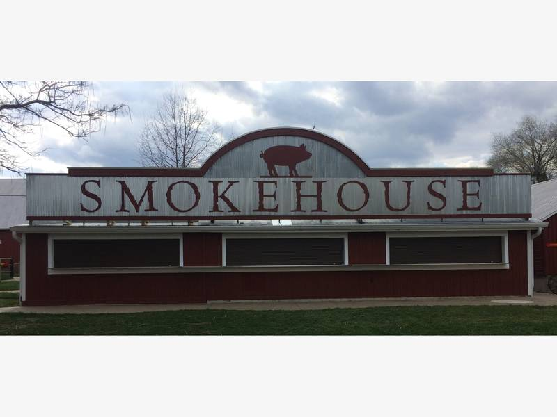 Cedar Lake Cellars Adds The Smokehouse To Winery & Cedar Lake Cellars Adds The Smokehouse To Winery | Wentzville MO Patch