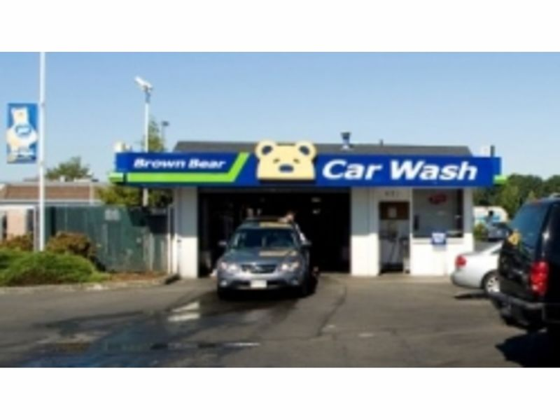 Brown bear car wash celebrates 60th anniversary with free beary brown bear car wash celebrates 60th anniversary with free beary clean car washes on solutioingenieria Image collections