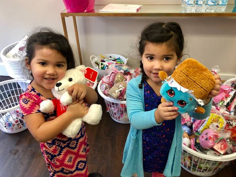Freedom Helps Fill the Hearts of Foster Kids on Valentine's Day