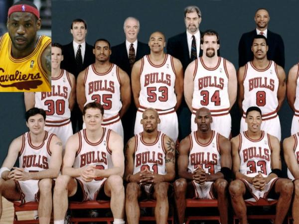 The 1995-96 Chicago Bulls Are Still the Best Ever; Thanks ...