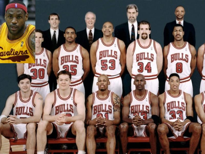 the 1995 96 chicago bulls are still the best ever thanks lebron