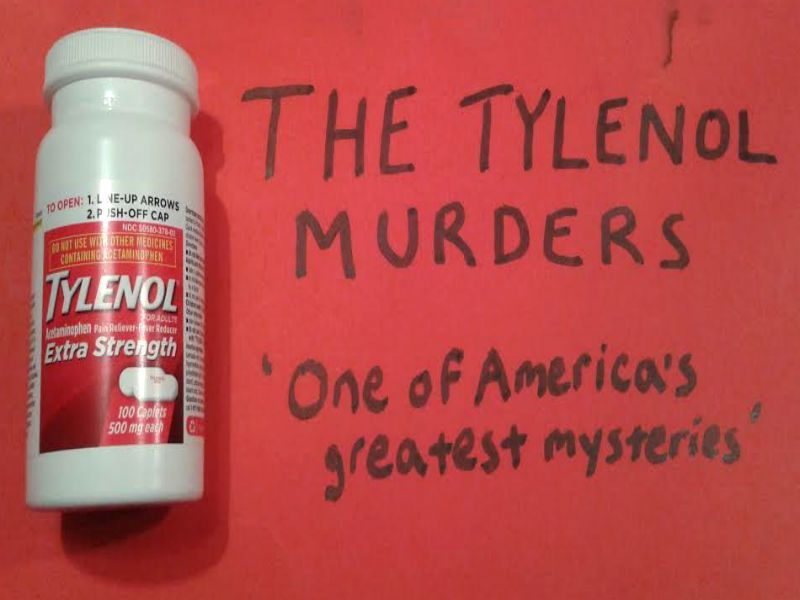 "a report on the 1982 johnson johnson tylenol scandal One man, james lewis, claiming to be the tylenol killer wrote a ""ransom"" letter to johnson & johnson demanding $1 million in exchange for stopping the poisonings."