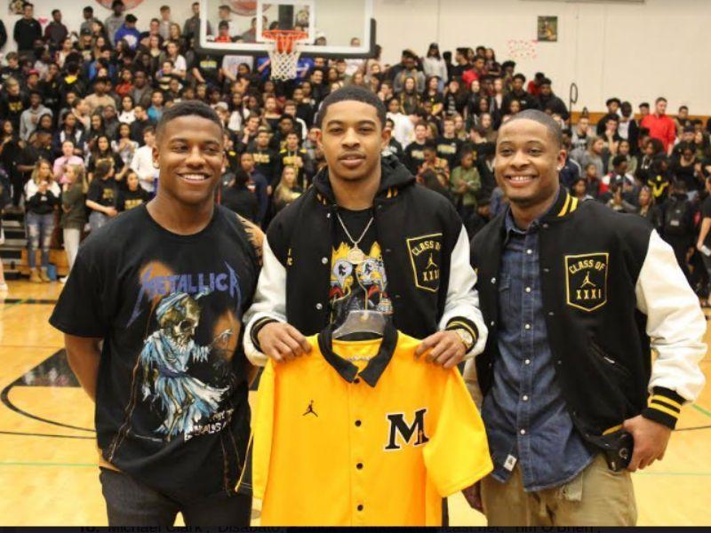 Marian Catholic Retires Tyler Ulis  Basketball Jersey  ba309bf67