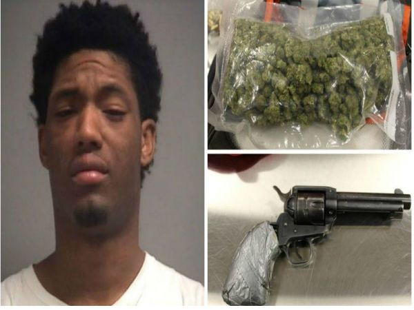 Loaded Gun, Pot Found on New Lenox Home Burglary Suspects ...