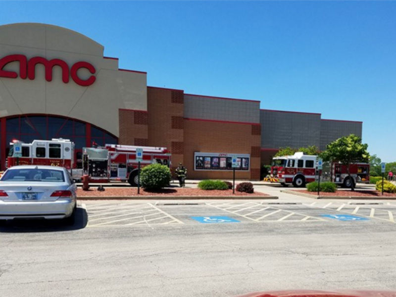 amc new lenox evacuated due to fire new lenox il patch
