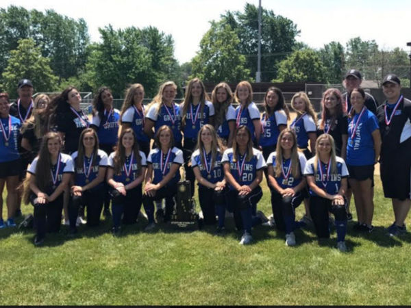 Lincoln Way East Softball Finishes 2nd In State New