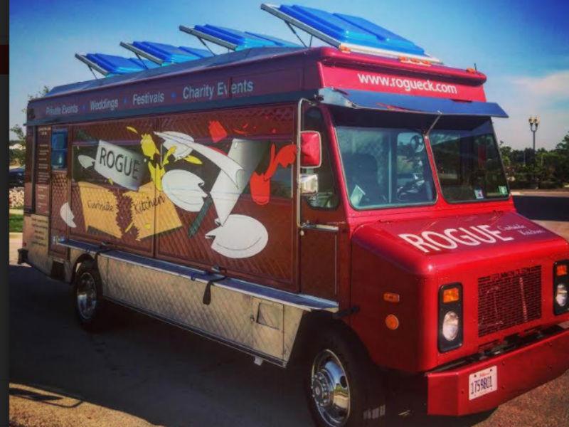 Food Trucks Chicago Suburbs