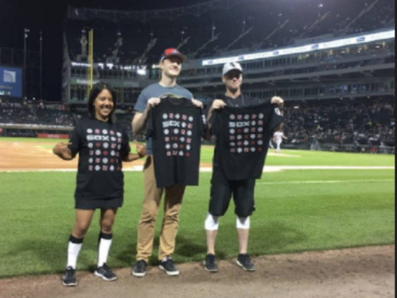 Die hard white sox fan from tinley won t shirt design competition die hard white sox fan from tinley won t shirt design competition sciox Choice Image