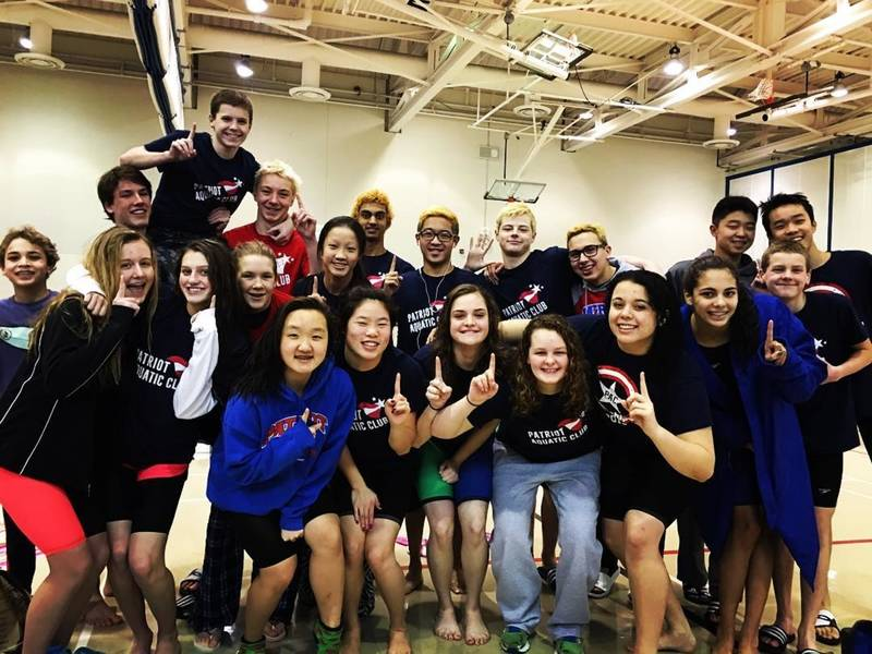 Patriot Aquatic Club Recognized By Usa Swimming Buffalo