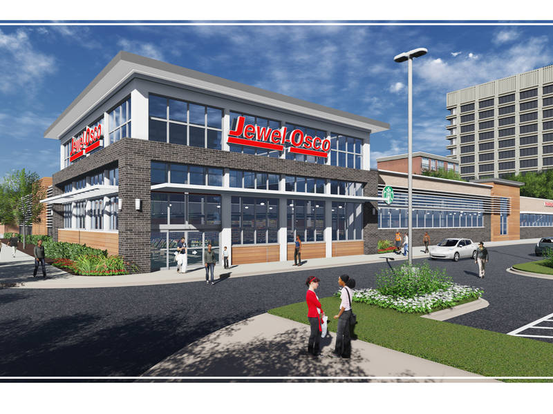 New Jewel Osco Will Bring Healthy Food Options To Woodlawn