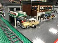 LEGO Train Show Comes To Oak Lawn Library: Photos And Video | Oak ...