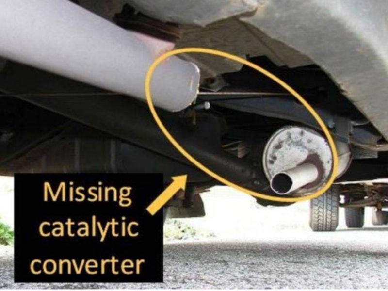 Catalytic Converters Swiped From Cars At Br Rice Mother Mcauley: Why Are Catalytic Converters Being Stolen At Woreks.co