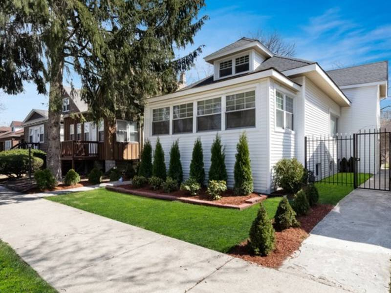 Hardwood Floors, Luxury Baths In New Beverly Listing | Beverly, IL Patch