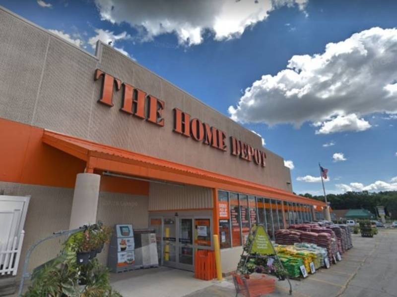 Man Charged With Retail Theft At Home Depot 2 Days In A Row