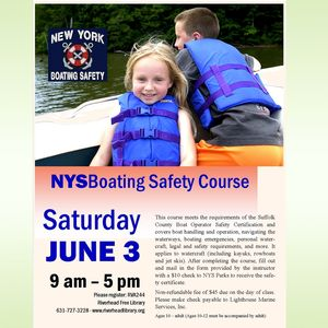 NYS Boating Safety Course