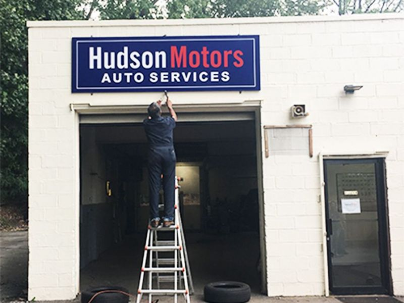 Hudson Motors Auto Services Arrives In Briarclif With A