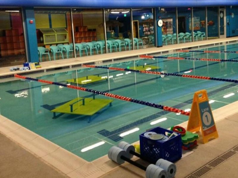 Goldfish swim school to open this summer in falls church falls church va patch Swimming pools in alexandria va