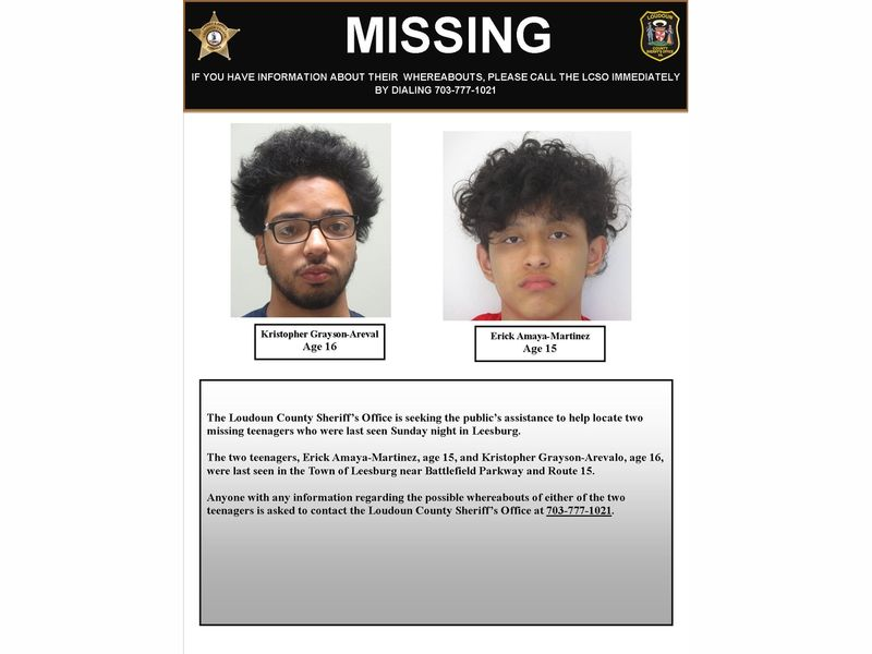 asian in va teens missing northern