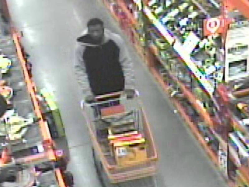 Home Depot Robber Caught On Camera Cornelius Police Nc Patch