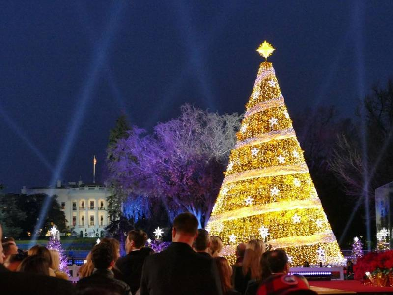 free tickets available for national christmas tree ceremony - Dc Christmas