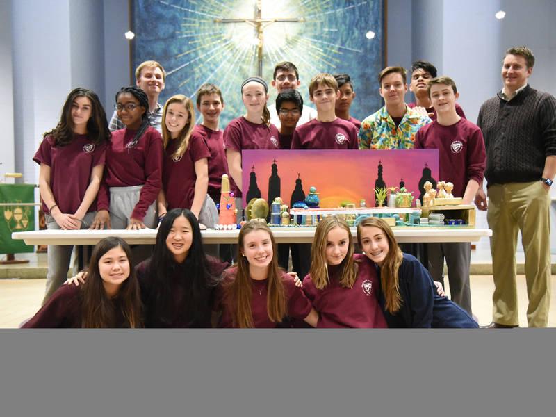 Grey Nun Academy Students Win Industrial Engineering Award