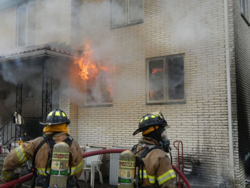 Cedar Grove 'Murder Home' Suffers Heavy Fire Damage In ...