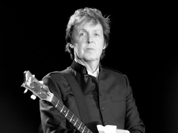 McCartney to play 4 shows in NYC, NJ