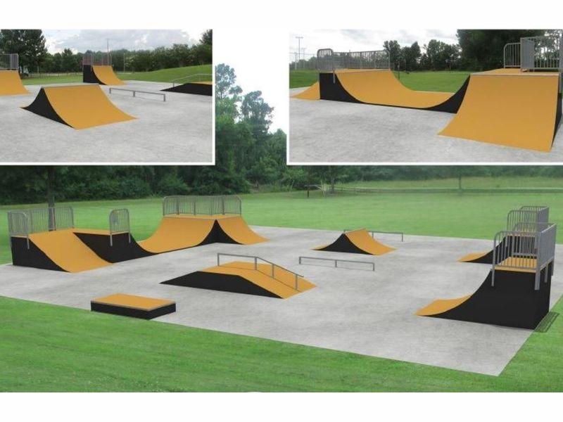west orange skate park finally coming together mayor says west