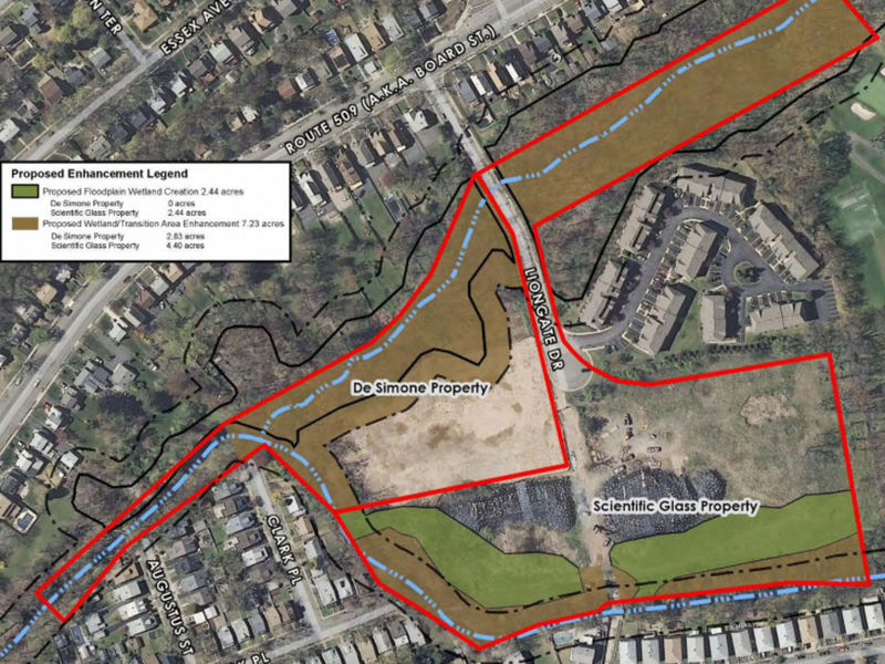 Bloomfield Awarded $1M For Lion Gate Park Project