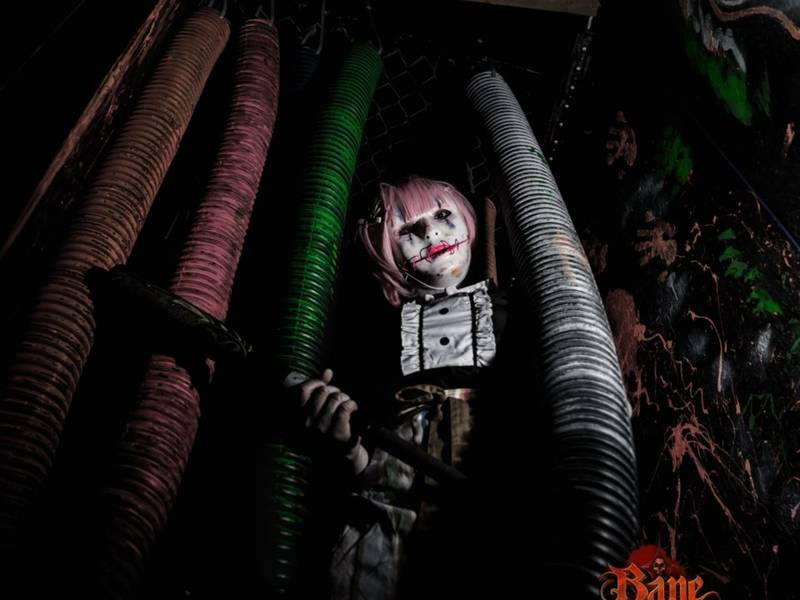 Livingston Haunted House Returns To Terrify Essex County ...