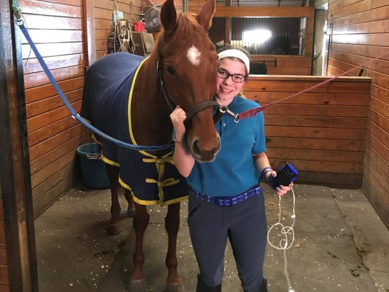 Essex Equestrian Center To Hold Winter Riding Camp Patch
