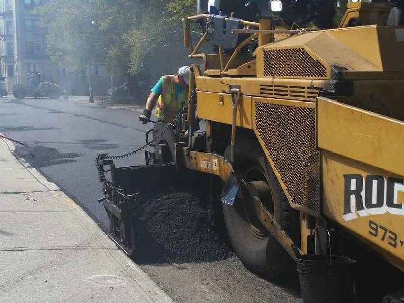 Newark Paves The Way For 30 Miles Of Road Repairs (See The List)