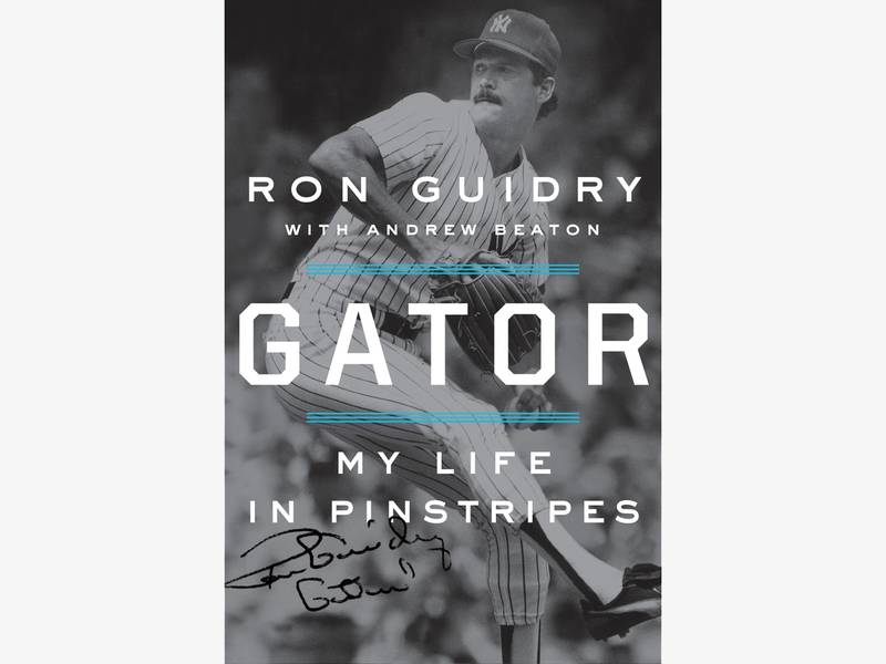 Image result for Ron Guidry Gator