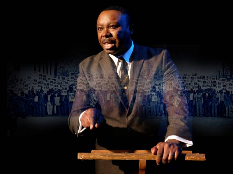 Luna Stage Presents 'Man In Room 306' In Honor Of MLK