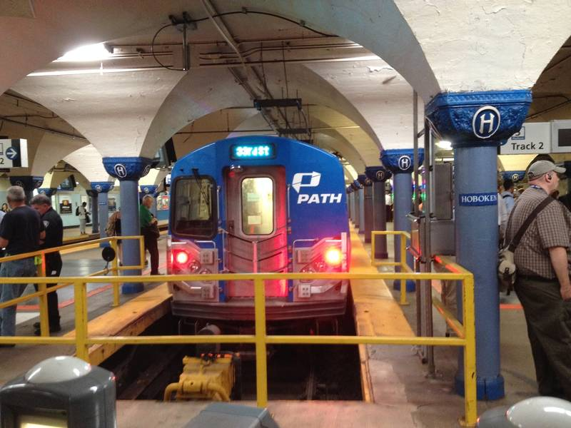 Path train will see 17 weekends of closures for ptc work - Bus from port authority to jersey gardens ...