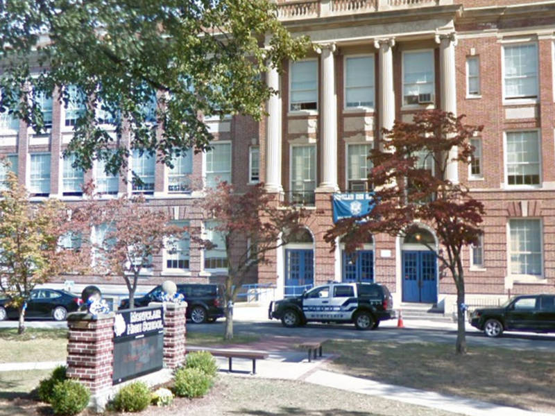 montclair cops probe alleged school bathroom sex assault montclair nj patch. Black Bedroom Furniture Sets. Home Design Ideas
