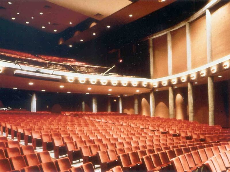 Millburn S Paper Mill Playhouse Preps For Summer Renovation