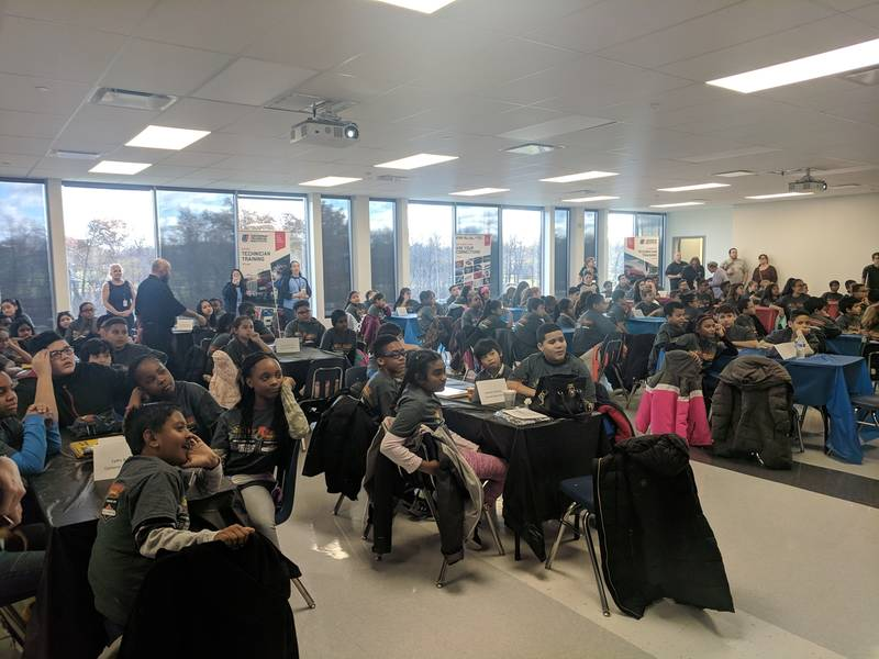 Bloomfield, Clifton Students Get STEM Skills By Repairing Engines